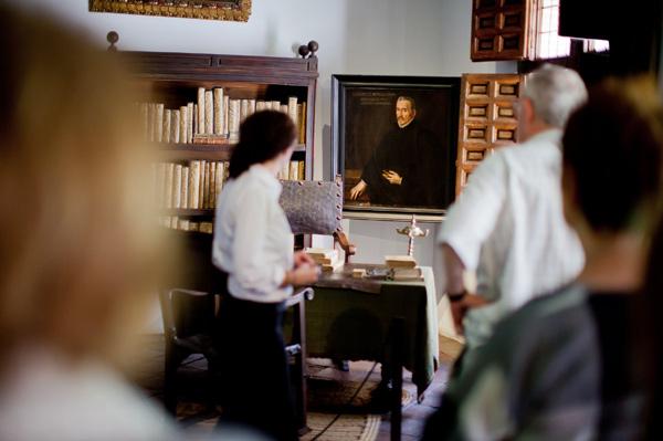 Visita a la Casa de Lope de Vega y el Barrio de Las Letras