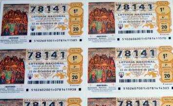 Tenemos lotería de Navidad de la Asociación