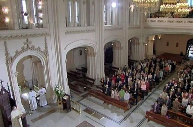 Misa especial en Comillas para nuestros compañeros fallecidos y familiares