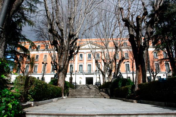 Visita Singular al Palacio de Buenavista