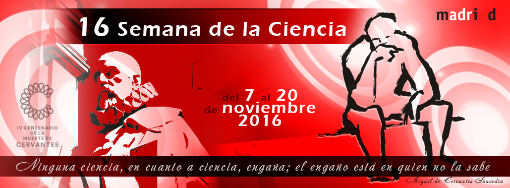 XVI Semana de la Ciencia en la Universidad de Comillas