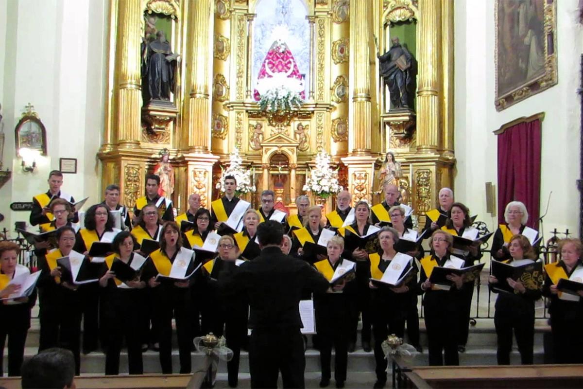 Concierto de Villancicos Coro Universidad Comillas