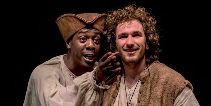 Más teatro en enero: Pedro de Urdemalas de Cervantes