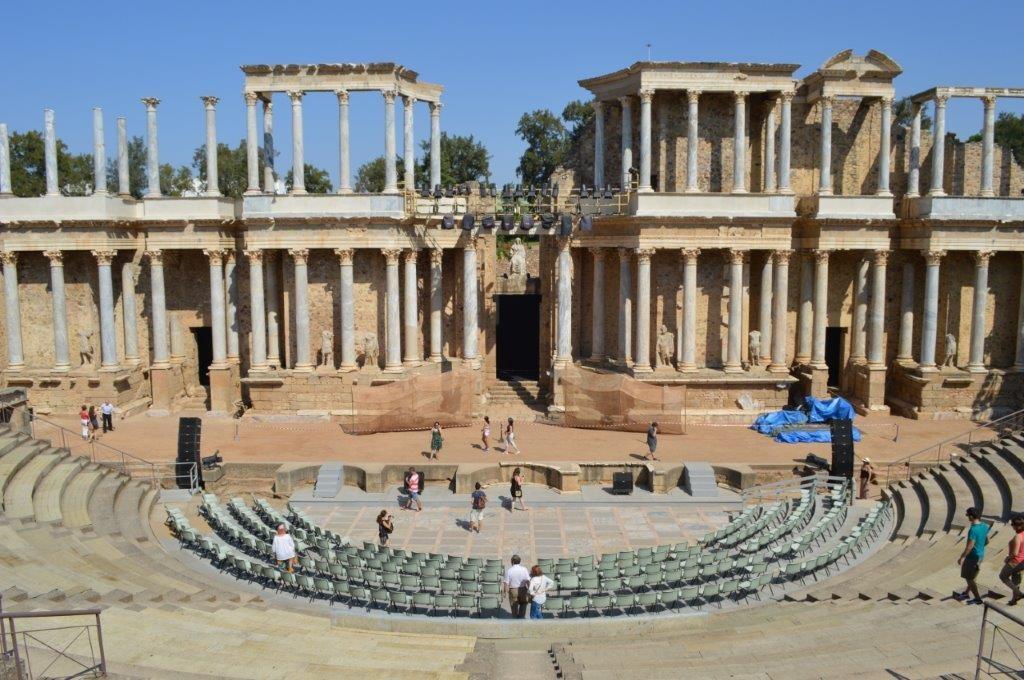 Viaje AUDEMAC a Extremadura: Patrimonio de la Humanidad