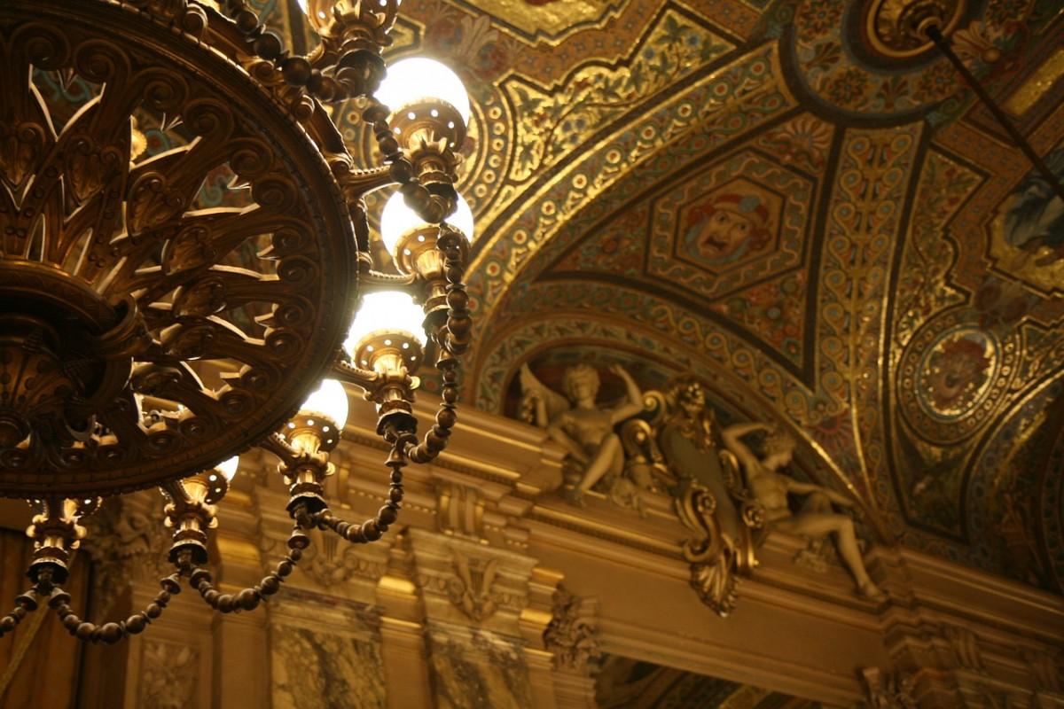'La gran máquina de la Ópera lírica' en marcha...