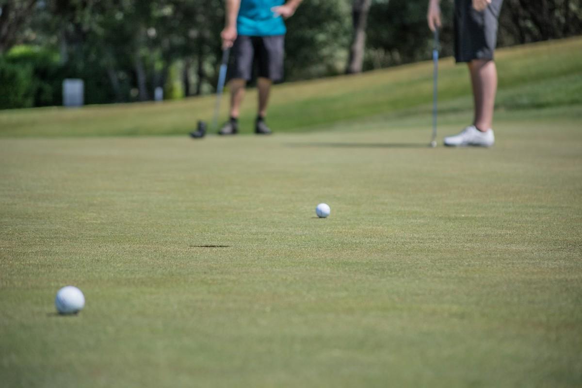 ¿Os apetece jugar al Golf?