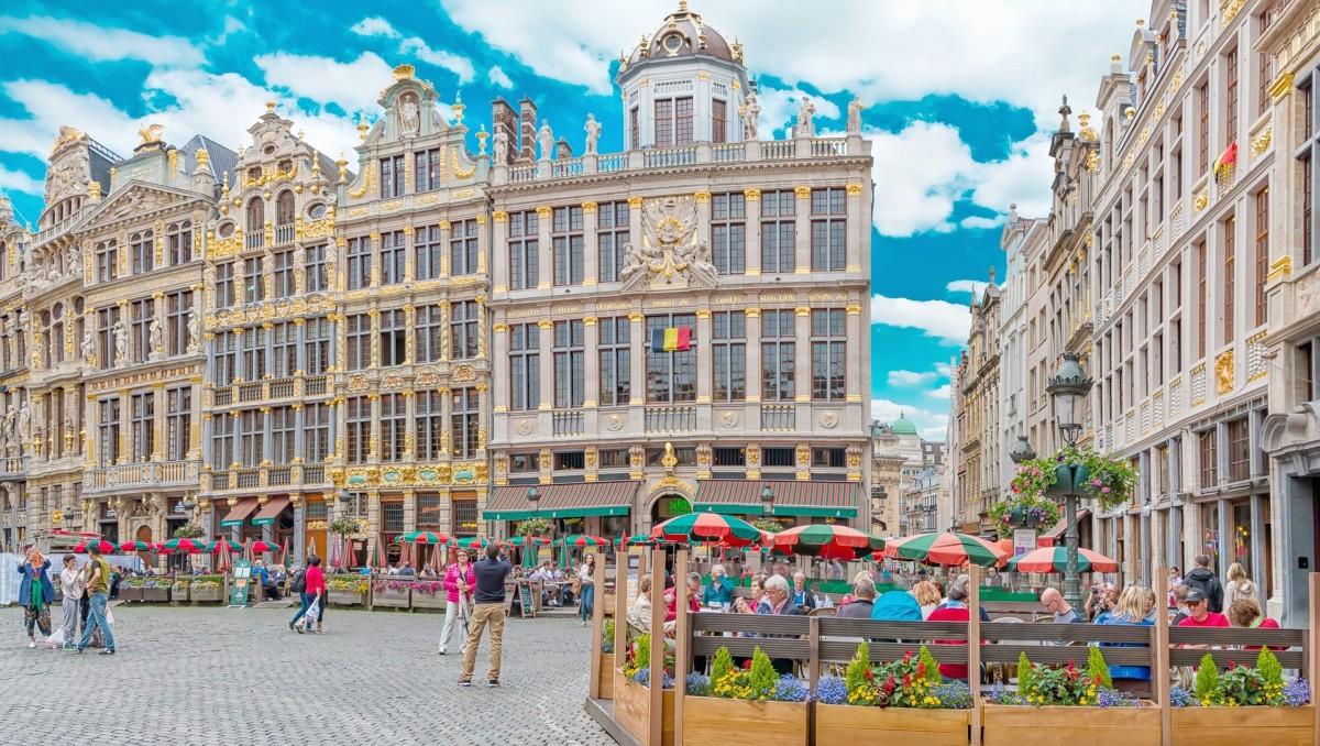 Viaje original a Bruselas, Lovaina-la-Nueva y la verde Valonia