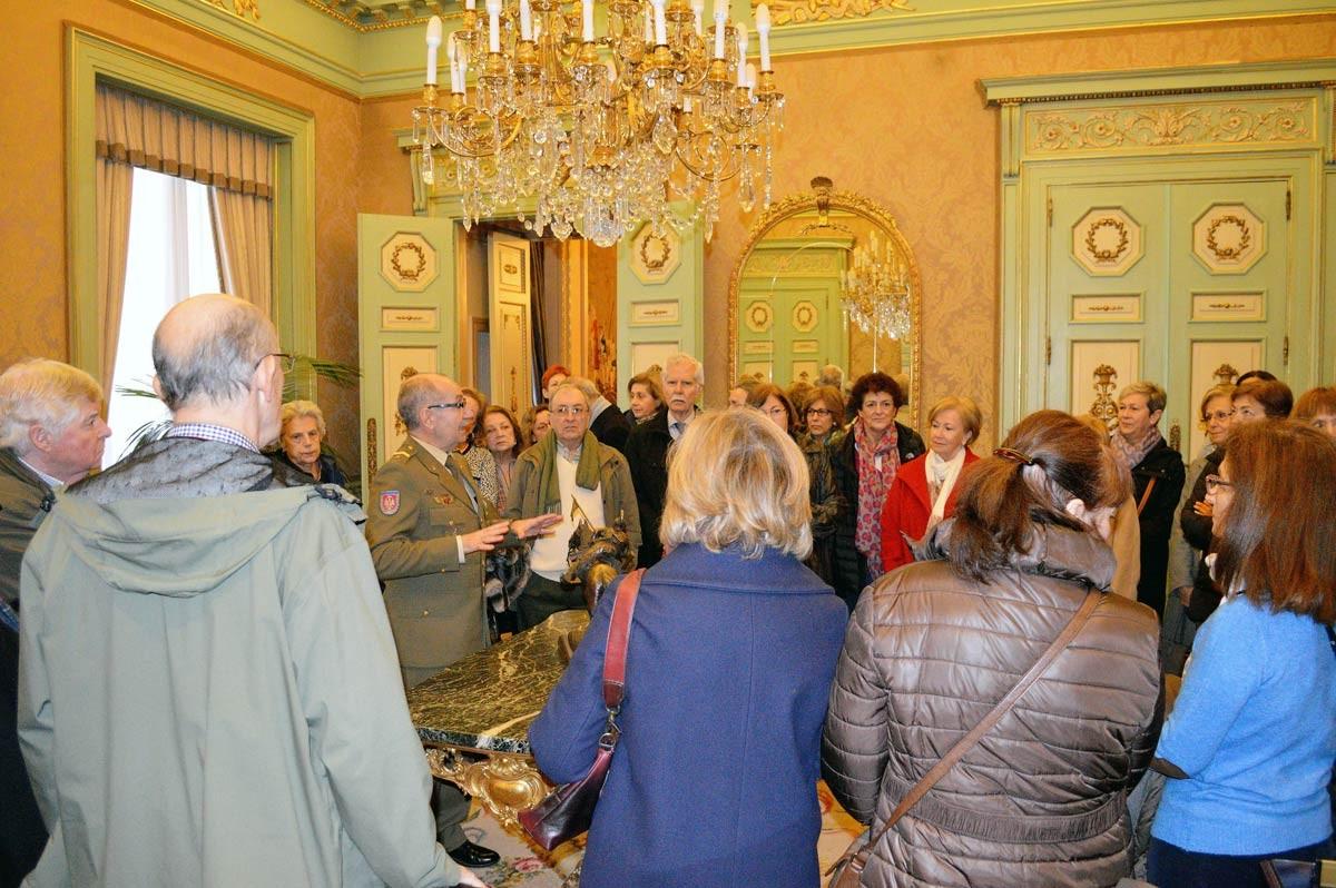 Video-Reportaje: Comillas descubre el Palacio de Buenavista
