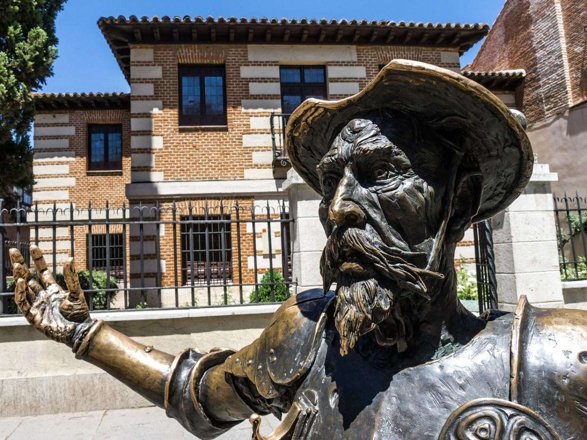 PACIENCIA Y BARAJAR: Encuentro de traducción del Quijote