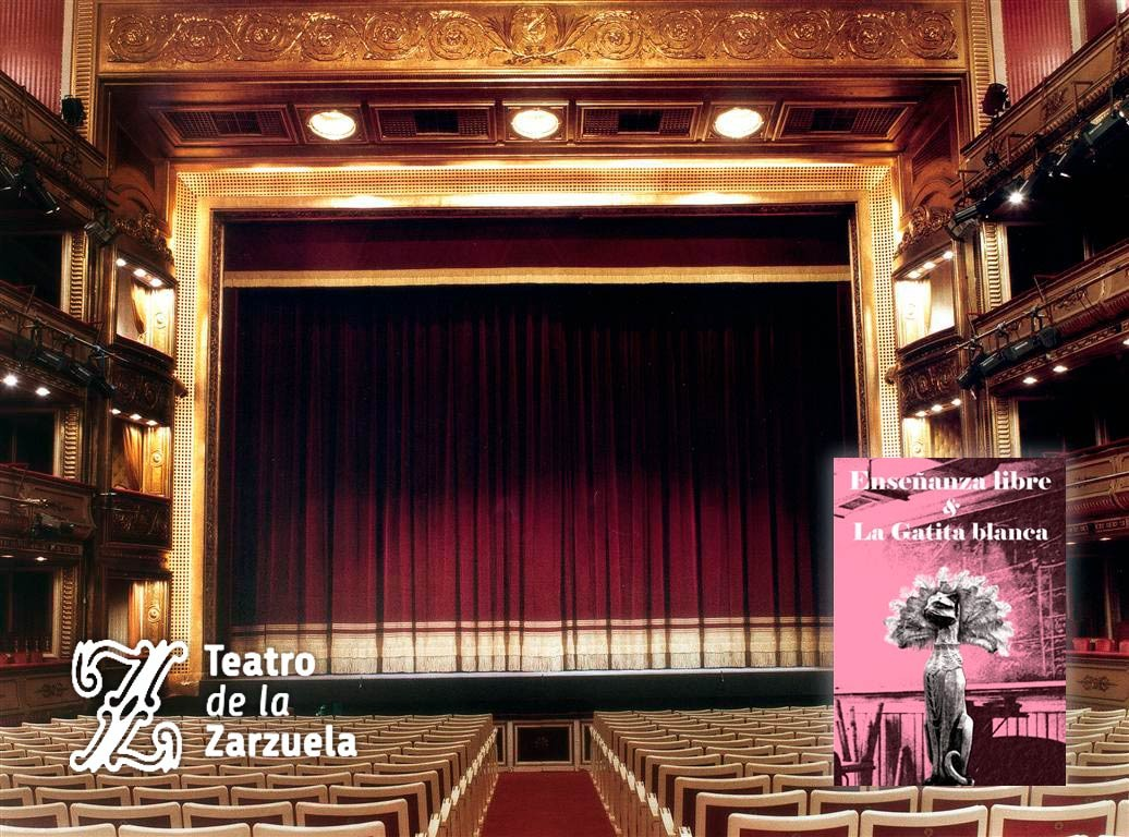 Zarzuela con Patricia