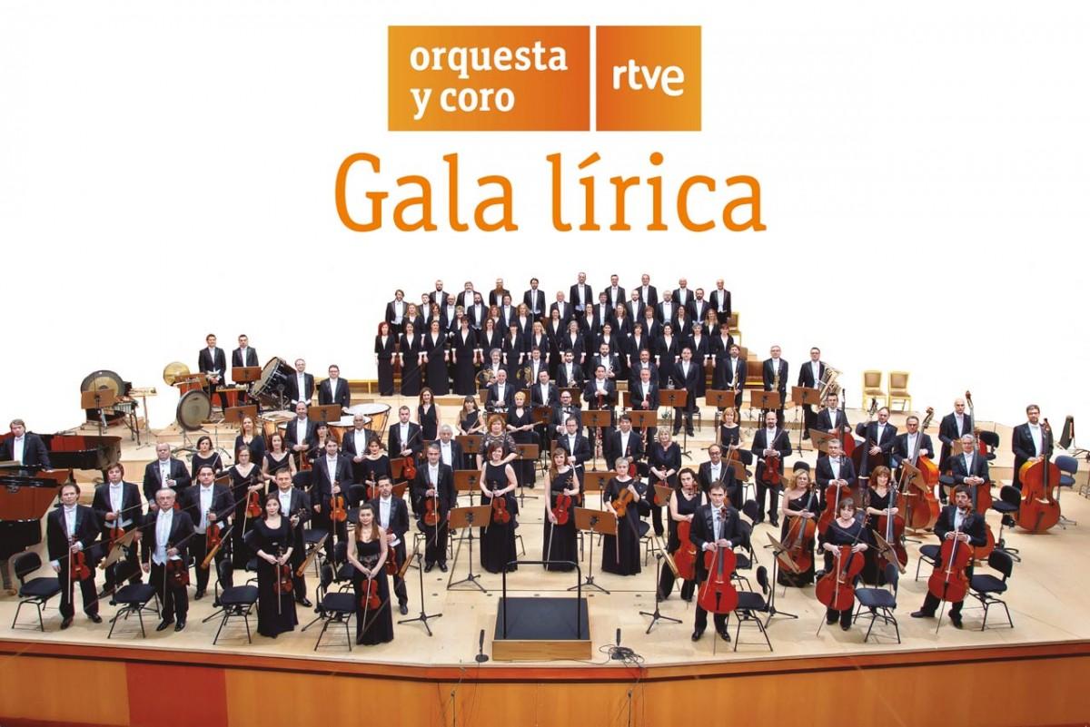 Gala Lírica RTVE, viernes 26 de mayo en el Monumental