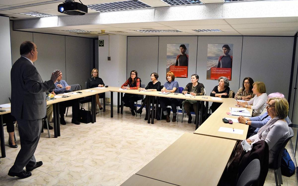 2º Seminario especial Mapfre para los socios de AUDEMAC