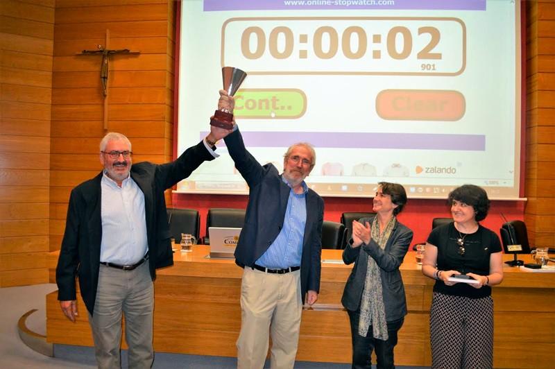 """Reportaje AUDEMAC: Primer Torneo de Debate """"Palabras Mayores"""""""