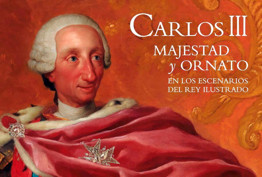 ¡Visita a la Exposición Carlos III en el Palacio Real con Mª Ángeles de Vicente!