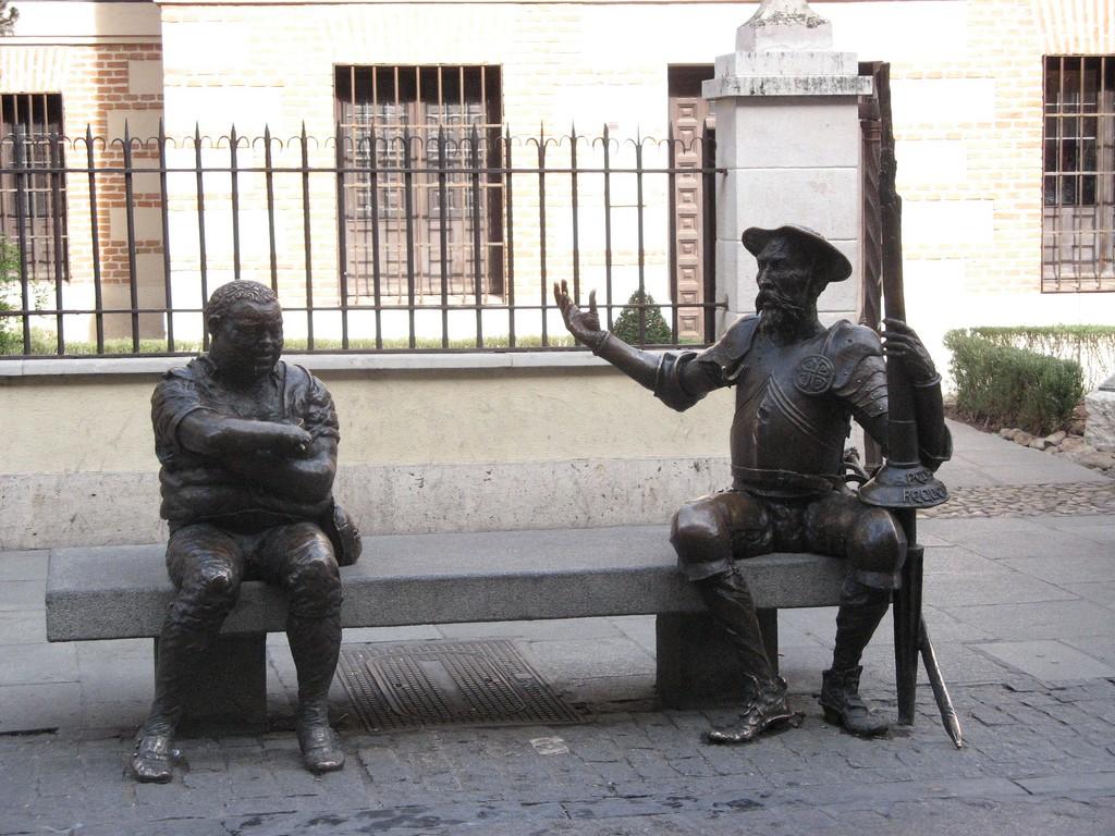 Escapada AUDEMAC a Alcalá de Henares - Tan cerca y tan poco conocido...