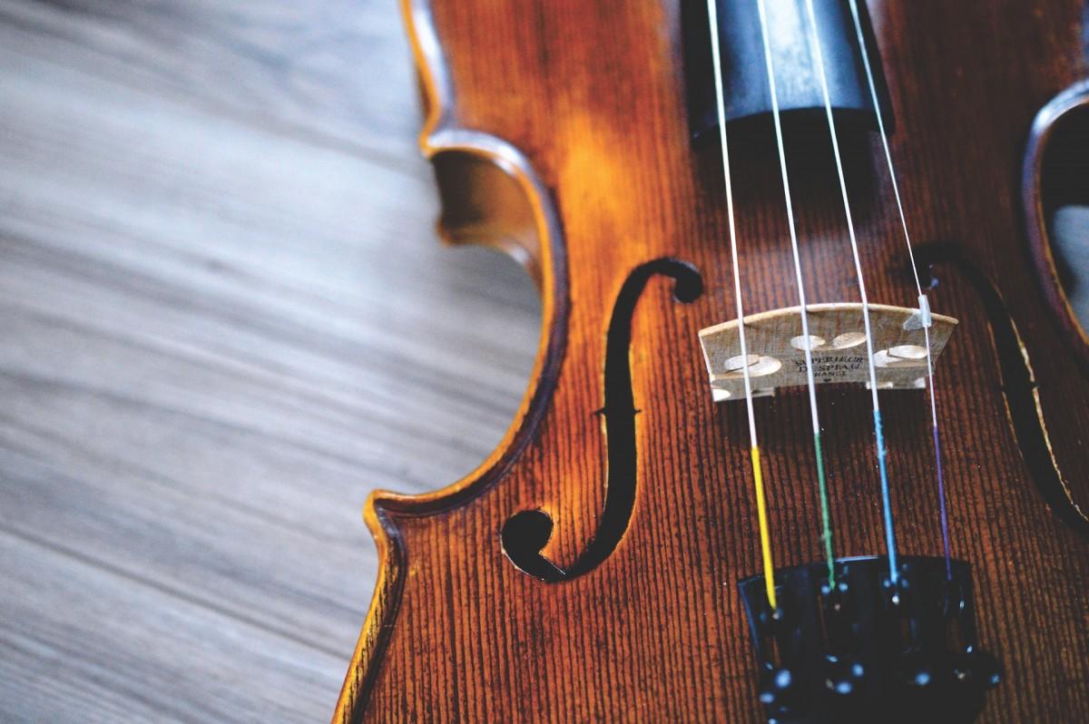 Precioso concierto para violín y orquesta de Tchaikovski