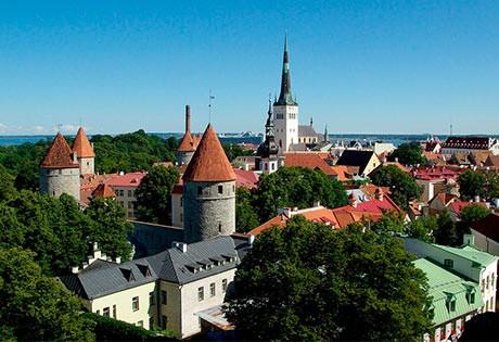 Os llaman las Capitales Bálticas y la verdadera Puglia