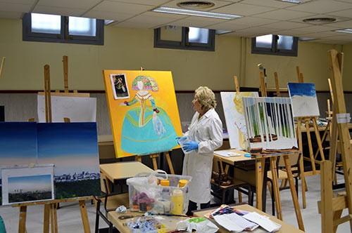 ¿Tienes un artista dentro?