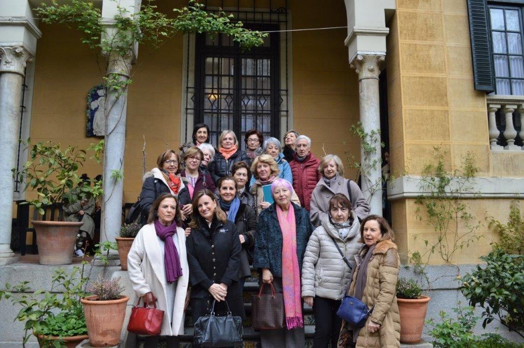 Reportaje: Visita al Museo Sorolla con Mariángeles