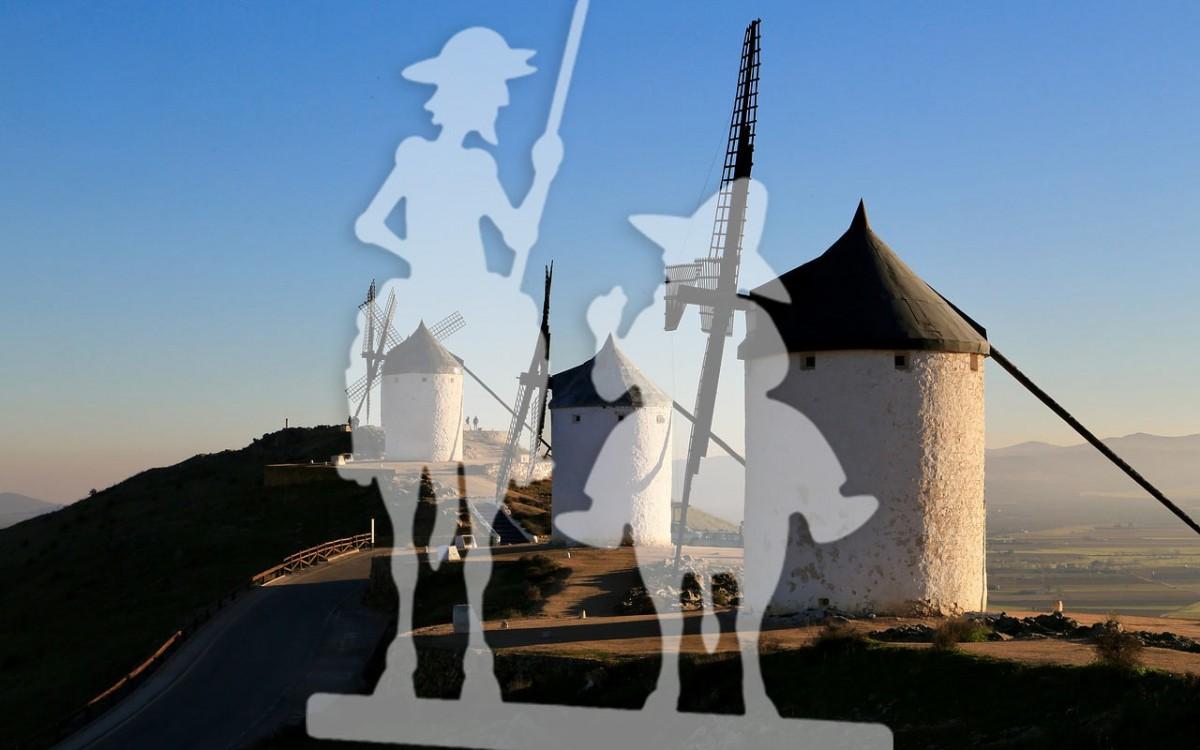 CORRECCIÓN: Escapada de un día con Don Quijote