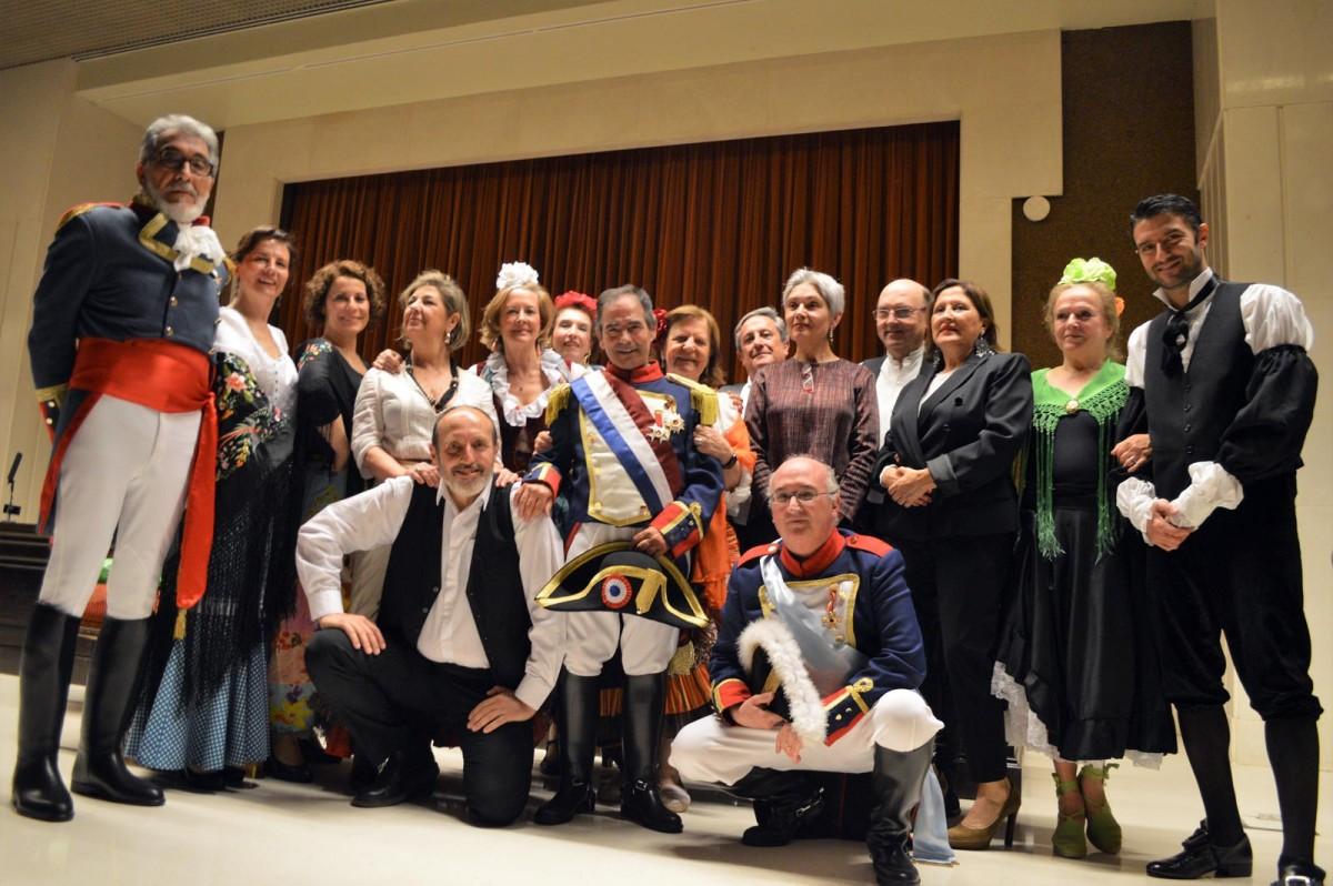 ¡Napoleón triunfa en Comillas!