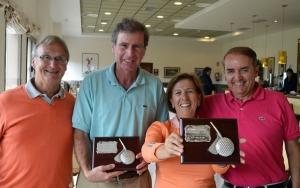 Nuevos ganadores en el Golf