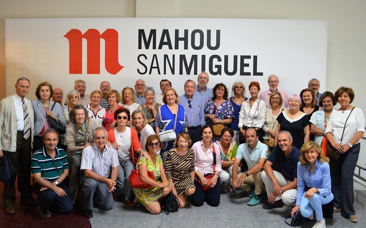 El futuro se hace presente en Mahou-San Miguel