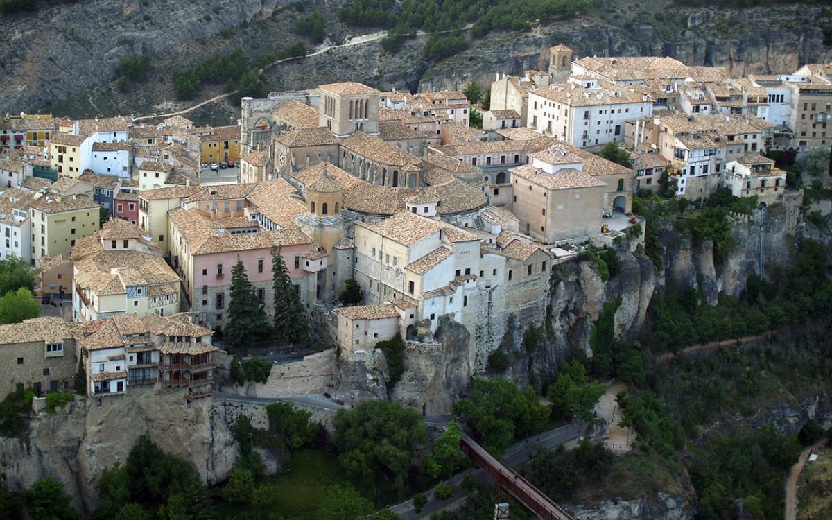 Os proponemos una original escapada turística... al Museo de Arte Abstracto de Cuenca