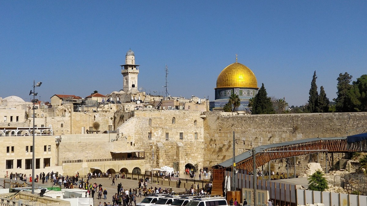 Para la Semana Blanca, nos vamos a Israel-Tierra Santa