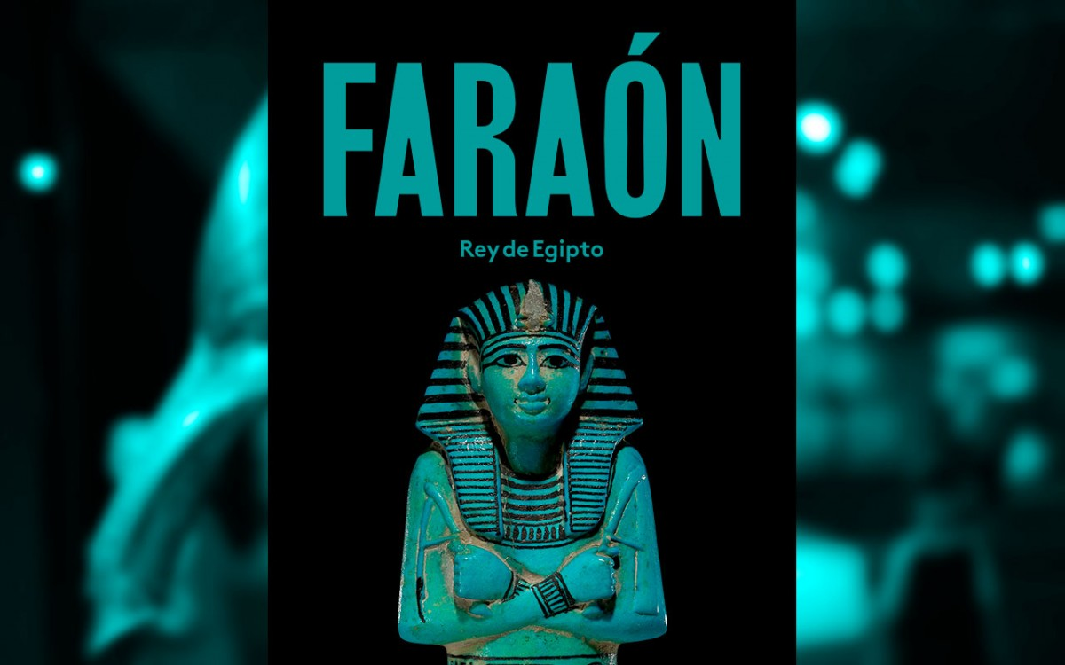 Faraón. Rey de Egipto en el Caixaforum