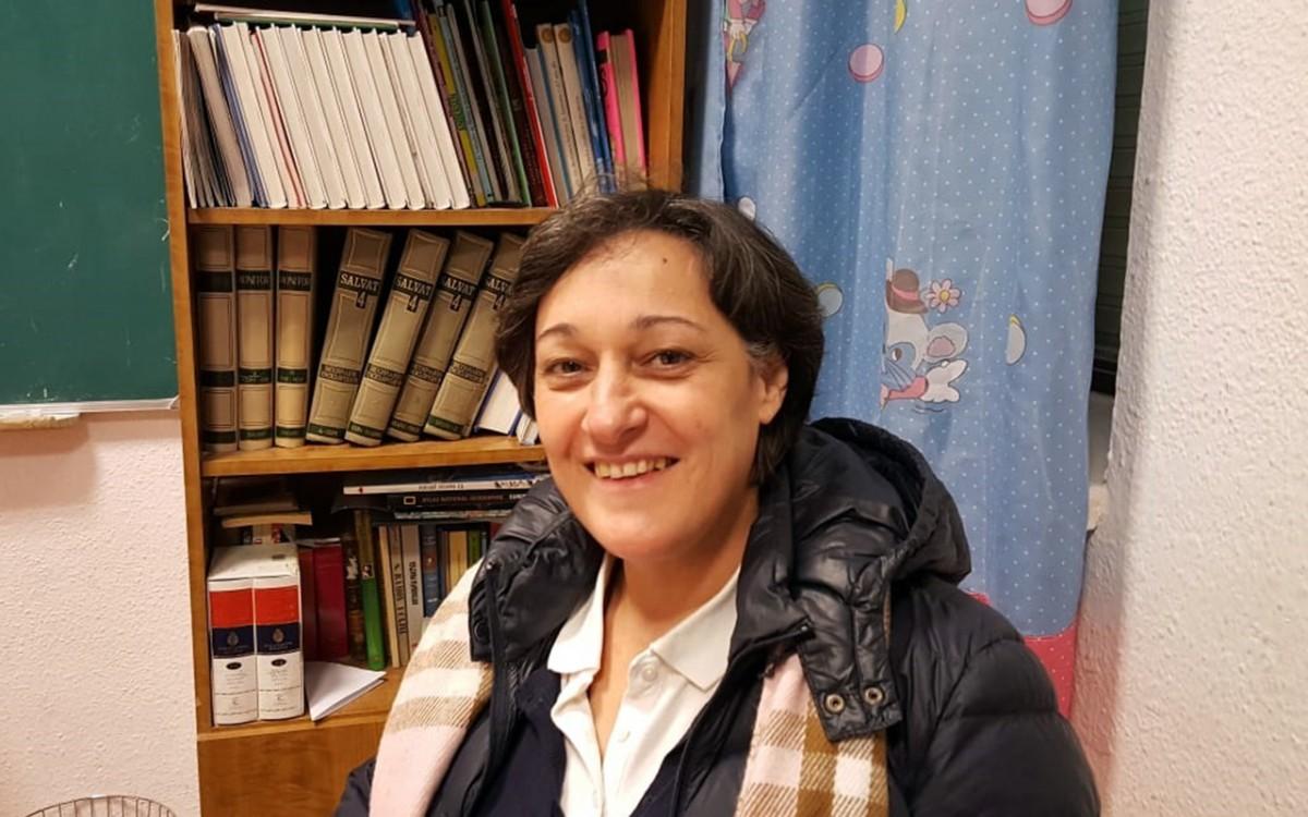 Alicia nos trae una entrevista AUDEMAC muy original: con la coordinadora de nuestro proyecto Voluntariado