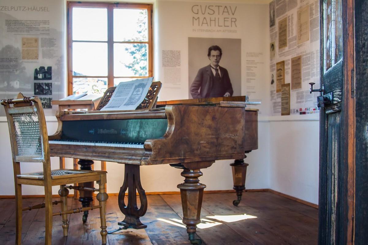 """Nuevo y maravilloso concierto el 1 de febrero: Sinfonía """"Trágica"""" de Gustav Mahler"""