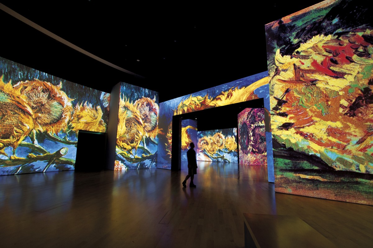 Exposición Van Gogh Alive