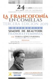 Filosofía y feminismo... la legendaria Simone de Beauvoir